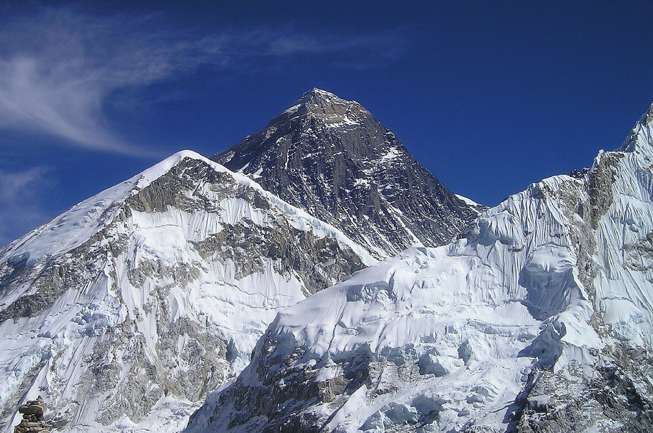 Mount Everest Expedition (8848 m) Nepal Seite